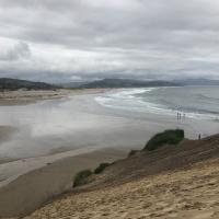 SIERRA NEVADAS TO PACIFIC OCEAN